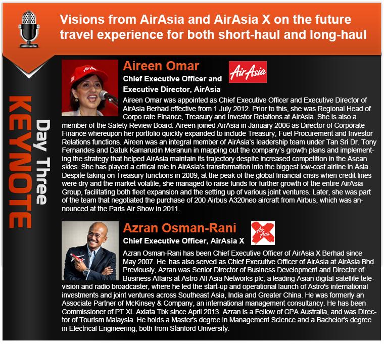 Air Asia - AsiaX Keynote