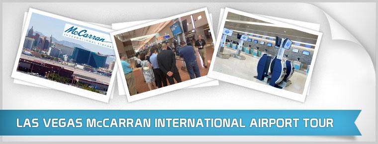 Las Vegas McCarran International Airport tour