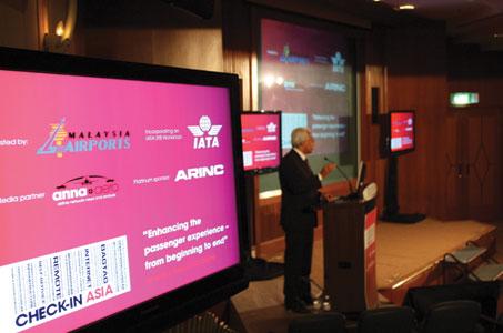 Tan Sri Bashir Ahmad, managing director, Malaysia Airports