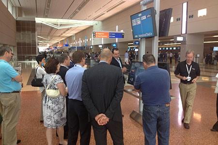 McCarran International Airport Tour