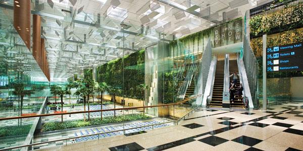 Changi Singapore Terminal 3