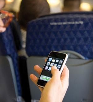 e-Token barcode on a cell phone