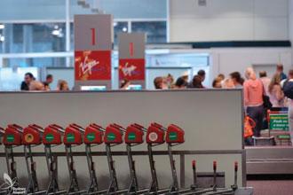 Virgin Blue introduces kerbside lounge access
