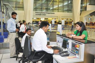 Delhi preparing for offsite check-in
