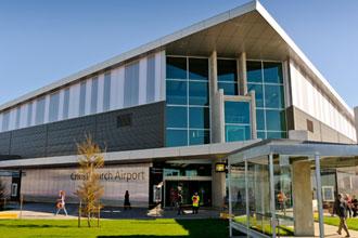 Christchurch Airport unveils new terminal