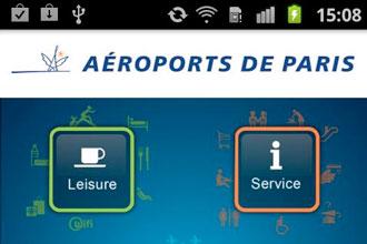 Aéroports de Paris launches mobile-based wayfinding