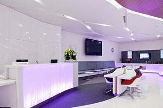 Virgin Australia introduces classy new lounge at Brisbane Airport