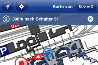 New app to improve wayfinding at Frankfurt Airport