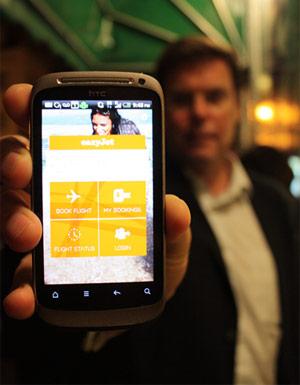 easyJet Mobile app