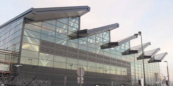 Gdansk Lech Walesa Airport.