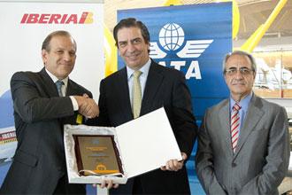IATA recognises Iberia's baggage handling efforts