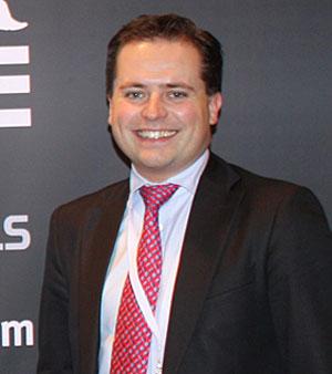 Philip Wagnert, VP Product Development and Management, SAS Scandinavian Airlines