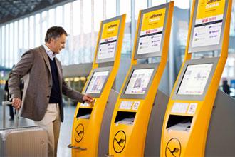 Lufthansa launches self-service bag drop at Munich Airport