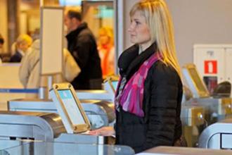 Riga Airport automates border control entrance
