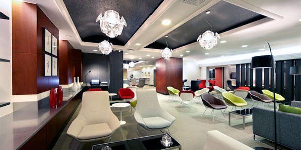 Virgin Atlantic Unveils New Manhattan Themed Lounge