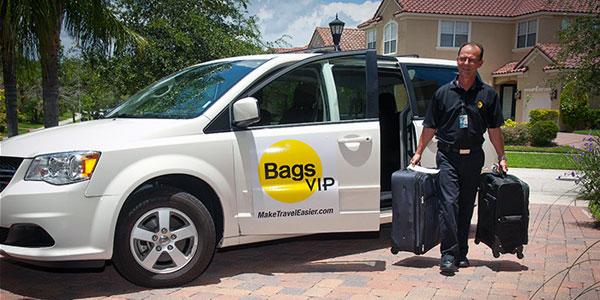 The BagsVIP service.