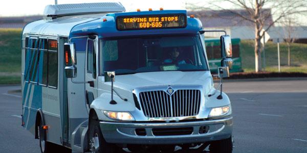 Nashville Airport shuttle bus