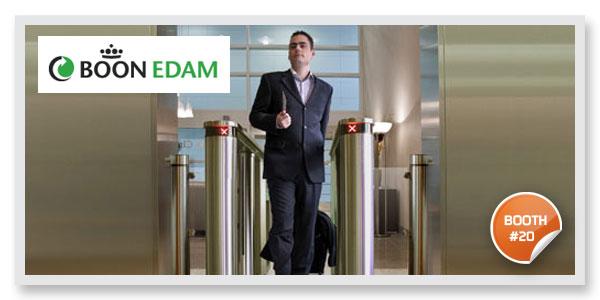 Boon Edam (Exhibition Booth #20)