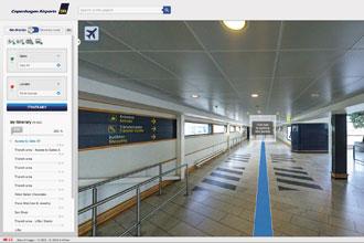 Copenhagen Airport unveils first 360-degree wayfinding app
