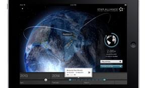 Star Alliance launches iPad app
