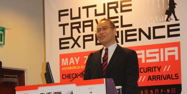 FTE Asia 2013 - Dragonair CEO Patrick Yeung