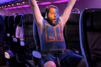 The in-flight passenger experience technological revolution