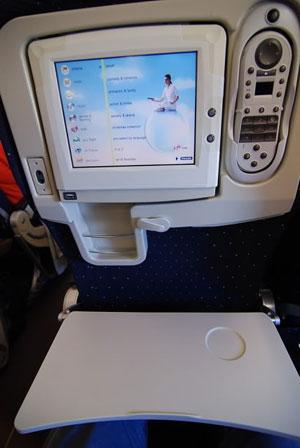 Air France Smartphone storage holder