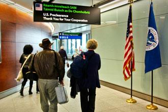 US Customs pre-clearance for Birmingham-based passengers travelling via Dublin