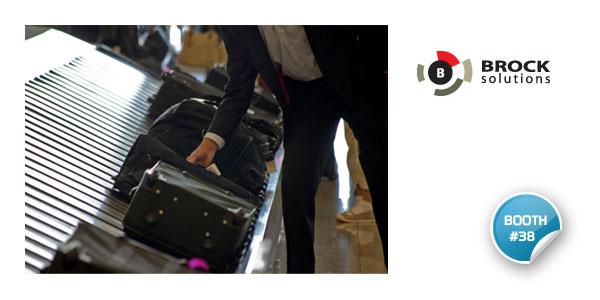 Brock Solutions will be exhibiting SmartDrop Rapid Bag Drop