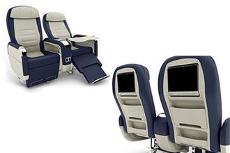 Flydubai's Business Class product enters service
