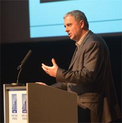 Stewart Wingate, CEO, Gatwick Airport