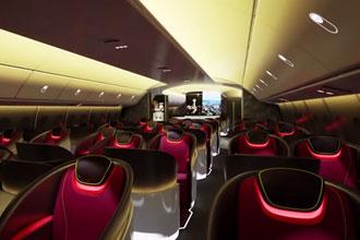 Boeing Enhance Onboard Passenger Experience