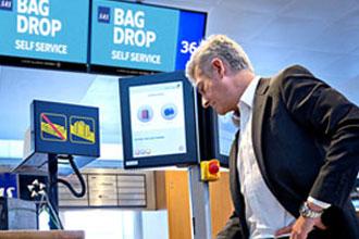 Copenhagen Airport adds new self-service bag drops