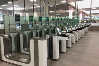 Lisbon Airport installs automated border control e-gates