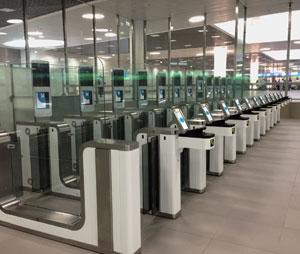 Lisbon Airport Installs Automated Border Control E Gates