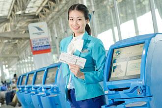 Bangkok Airways installs CUSS kiosks