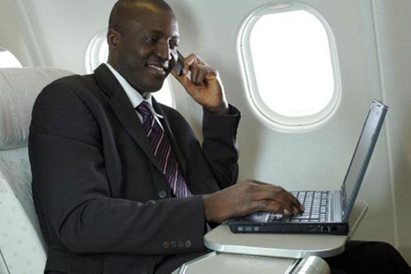 More debate about in-flight phone calls