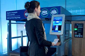 Common use bag drop launched at Montréal Trudeau Airport