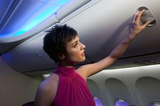 SilkAir enhances onboard comfort with Boeing Sky Interior