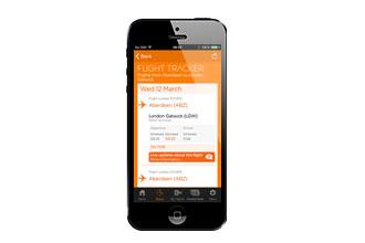 easyJet using mobile push notifications to keep passengers informed