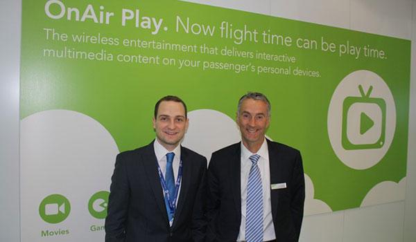 AIX - OnAir CEO Ian Dawkins