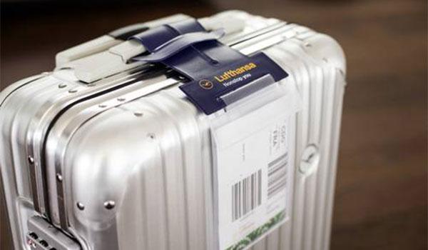 Lufthansa's HomeTag