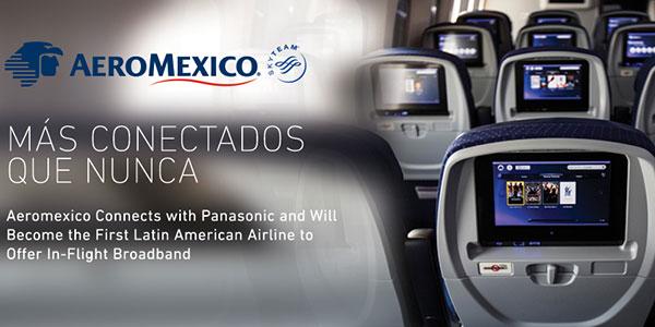Aeromexico's 787-8 Dreamliners
