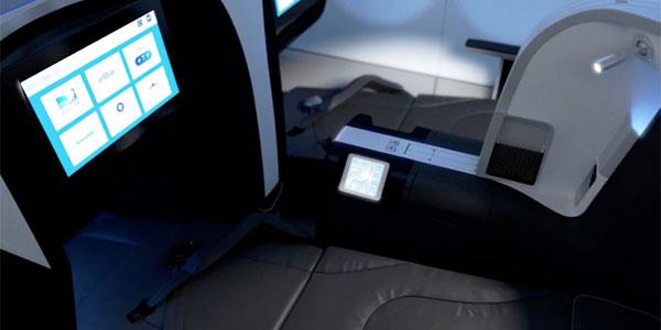 JetBlue - in-flight entertainment