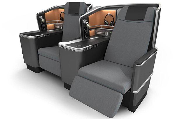 SAS announces major long-haul cabin upgrades
