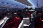 New Boeing 777X cabin