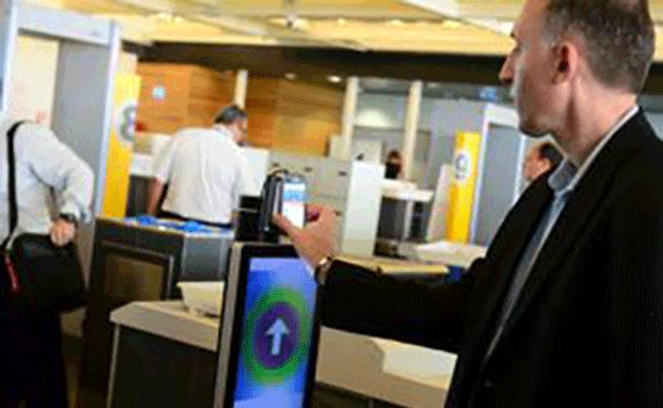 Air France NFC trial