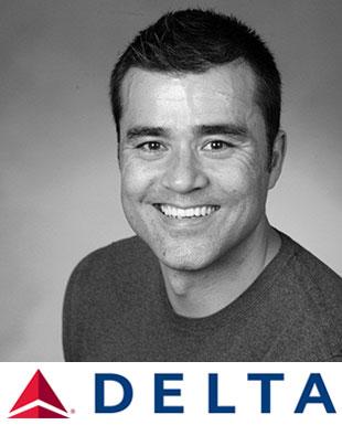 Delta Air Lines' Matt Muta