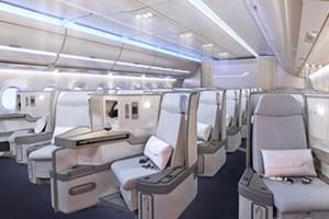 Finnair reveals plans for A350 XWB passenger experience