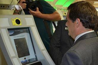 Tampa International Airport installs APC kiosks to expedite customs processing